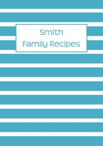 Recipe Binder Cover Page - pink(1)