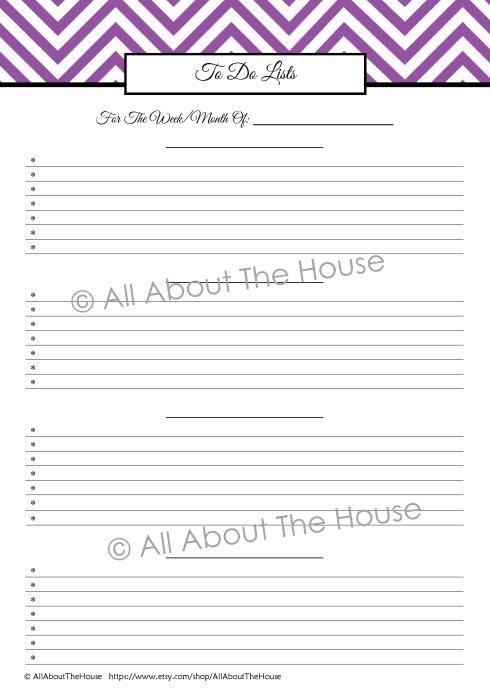 To Do Lists - Purple(1)