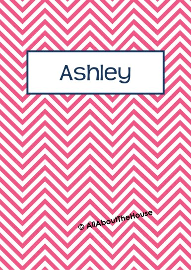 Binder Cover - AllAboutTheHouse