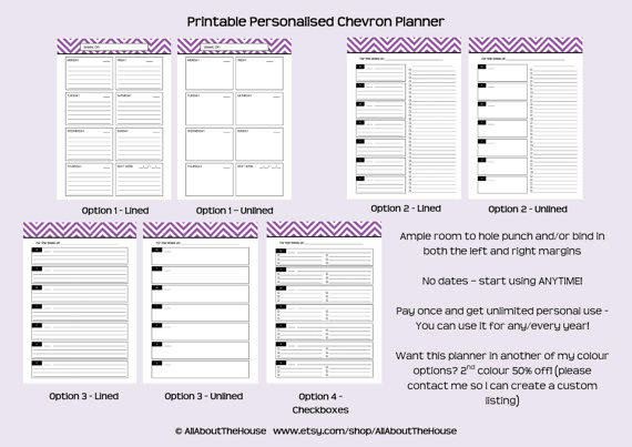 Build Your Own Planner3