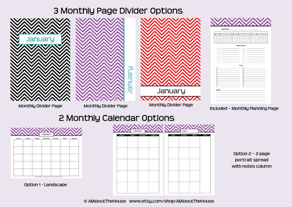 Build Your Own Planner4
