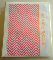 See how Barb put her planner together: http://www.secondchancetodream.com/2013/06/digital-personal-planner-giveaway.html
