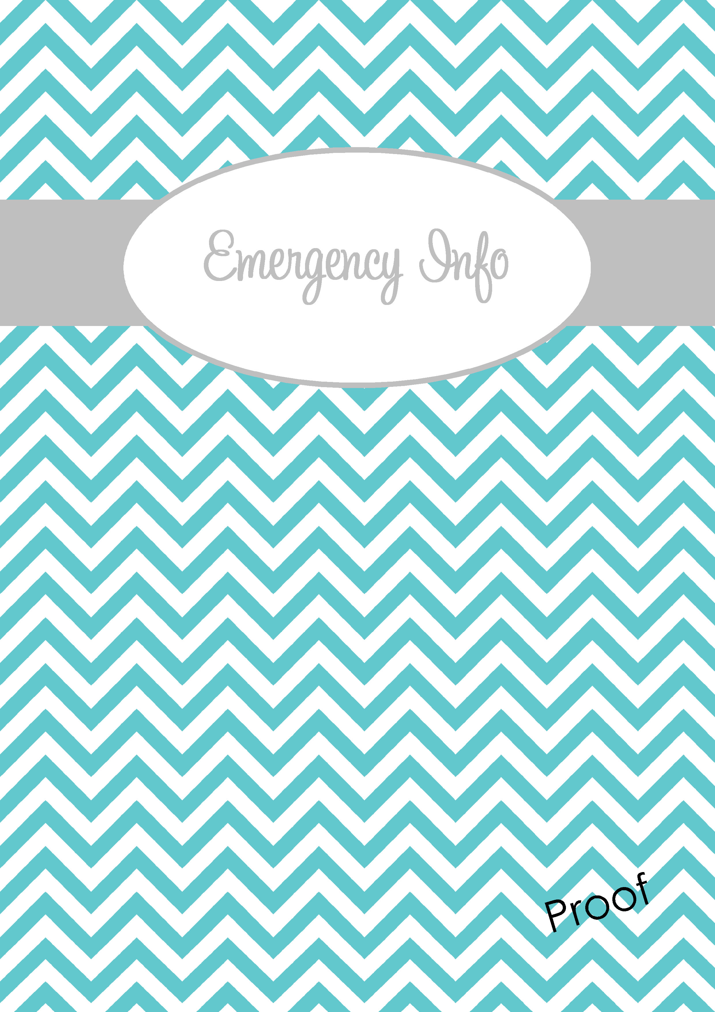 chevron binder cover  u2013 allaboutthehouse