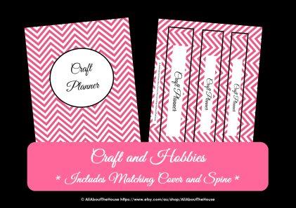 Craft and Hobbies - Pink(3)