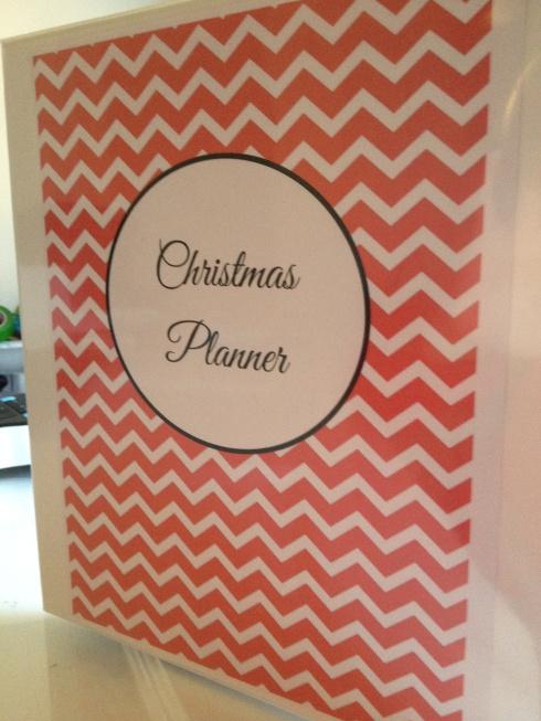 Christmas Planner Leigh Lusk Living