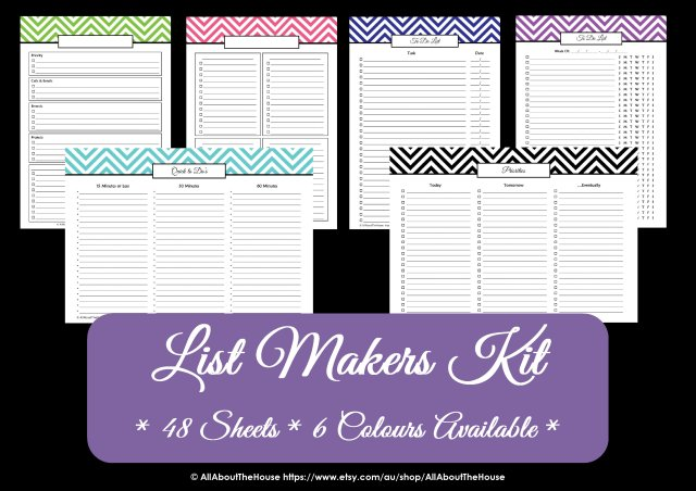Lists Kit - AllAboutTheHouse(6)