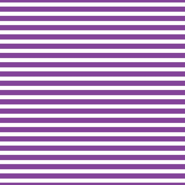AATH - Horizontal Stripes Purple