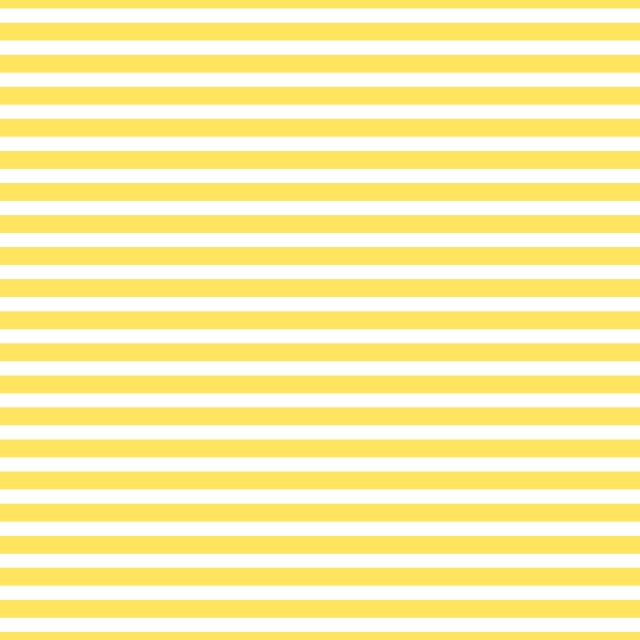 AATH - Horizontal Stripes Yellow