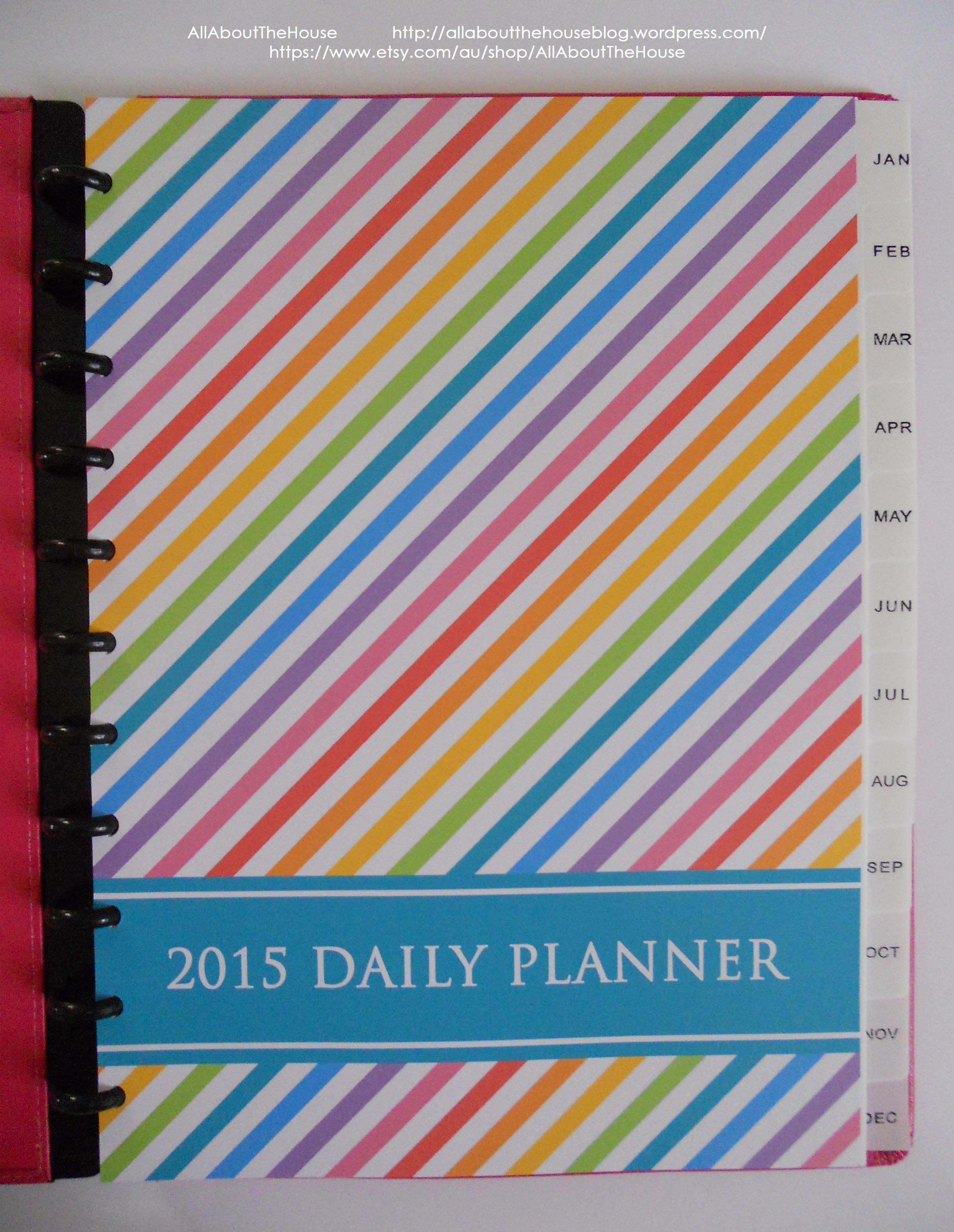 rainbow planner cover 1